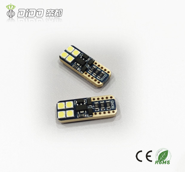 Auto LED Bulbs T10 Canbus